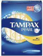 Тампоны Tampax Discreet Pearl regular с аппликатором 18 шт (4015400532989) - изображение 2