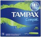 Тампоны Tampax Compak super с аппликатором 16 шт (4015400219712) - изображение 3