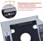 """Карман-адаптер Maiwo для підключення 2.5"""" HDD/SSD SATA 3.0 (NSTOR-9) - зображення 4"""