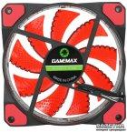 Кулер GameMax GaleForce 32xLED 120 мм Red (GMX-GF12R) - зображення 1