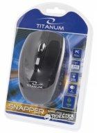 Мышь Esperanza Titanum TM105K Wireless Black - изображение 4