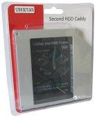 """Адаптер Maiwo для подключения 2.5"""" HDD/SSD SATA в отсек привода ноутбука IDE 12.7 мм (NSTOR-12-IDE) - изображение 5"""
