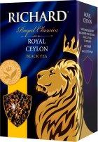 Чай Richard черный байховый листовой Royal Ceylon 90 г (4823063702645) - изображение 1