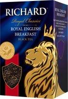 Чай Richard черный байховый листовой English Breakfast 90 г (4823063702553) - изображение 1