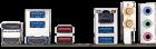 Материнська плата Gigabyte B450 I Aorus Pro Wi-Fi (sAM4, AMD B450, PCI-Ex16) - зображення 4