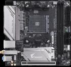Материнська плата Gigabyte B450 I Aorus Pro Wi-Fi (sAM4, AMD B450, PCI-Ex16) - зображення 1