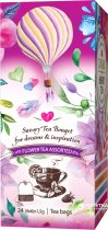 Чай цветочный Lovare Ассорти 4 вида по 6 шт пакетированный 24х1.5 г (4820097815662) - изображение 4