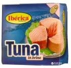 Тунец в собственном соку Iberica 160 г (8436024290424) - изображение 1