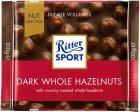 Шоколад Ritter Sport Nut Selection темный с цельными лесными орехами 100 г (4000417702005_374374) - изображение 1