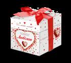 Конфеты Любимов в молочном шоколаде 208 г (4820075500399) - изображение 1