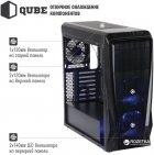 Корпус QUBE QB354 Black (QB354_WBNU3) - изображение 2