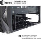 Корпус QUBE QB354 Black (QB354_WBNU3) - изображение 7