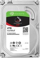 Жорсткий диск Seagate IronWolf HDD 4TB 5900rpm 64MB ST4000VN008 3.5 SATAIII - зображення 1