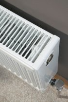 Радиатор QUINN Quattro K22 300x1000 мм 1388 Вт (Q22310KD) - изображение 2