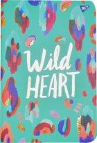 Блокнот-мотиватор YES Wild Heart серии Fitness 140 х 210 мм 192 страницы (151581) - изображение 2