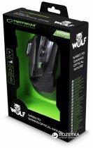 Мышь Esperanza MX201 Wolf USB Black/Green (EGM201G) - изображение 4