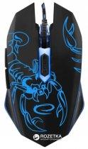 Мышь Esperanza MX203 Scorpio USB Black/Blue (EGM203B) - изображение 1