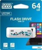 Goodram Click 64GB White (UCL2-0640W0R11) - изображение 4