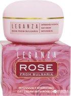 Интенсивный дневной крем Leganza Rose from Bulgaria увлажняющий с розовым маслом 45 мл (3800010525213) - изображение 1
