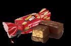 Конфеты глазированные Roshen Candy Nut Карамель с арахисом 1 кг (4823077611032_4823077624001) - изображение 1