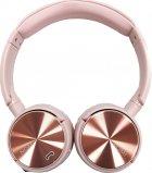 Навушники Nomi NBH-470 Rose Рожеві - изображение 2