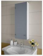 Шафа дзеркальний Garnitur.plus у ванну без підсвічування 44 - зображення 1