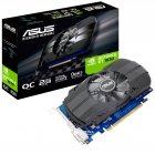 Asus PCI-Ex GeForce GT 1030 Phoenix OC 2GB GDDR5 (64bit) (1252/6008) (DVI, HDMI) (PH-GT1030-O2G) - зображення 4