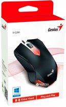 Мышь Genius X-G200 USB Black (31040034100) - изображение 4