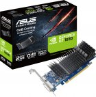 Asus PCI-Ex GeForce GT 1030 Low Profile 2GB GDDR5 (64bit) (1228/6008) (DVI, HDMI) (GT1030-SL-2G-BRK) - изображение 4