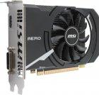 MSI PCI-Ex GeForce GT 1030 Aero ITX OC 2GB GDDR5 (64bit) (1265/6008) (DVI, HDMI) (GT 1030 AERO ITX 2G OC) - изображение 2
