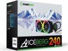 Система рідинного охолодження GameMax Iceberg 240 - зображення 6