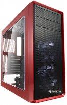 Корпус Fractal Design Focus G Window Red (FD-CA-FOCUS-RD-W) - зображення 1