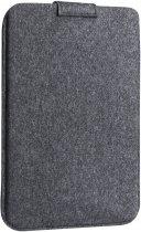 "Чохол для ноутбука Gmakin для MacBook Air/Pro 13.3"" Grey/Brown (GM56) - зображення 2"