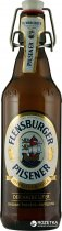 Упаковка пива Flensburger Pilsener світле фільтроване 4.8% 0.5 л x 16 шт. (41030837) - зображення 1