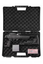 Пистолет пневматический Kral NP-01 PCP кал.4,5 мм Kral Arms Черный - зображення 7