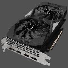 Gigabyte PCI-Ex GeForce GTX 1650 Windforce 4G 4GB GDDR5 (128bit) (1665/8002) (3 x HDMI, DisplayPort) (GV-N1650WF2-4GD) - зображення 3