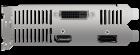 Gigabyte PCI-Ex GeForce GTX 1650 OC Low Profile 4G 4GB GDDR5 (128bit) (1695/8002) (HDMI, DisplayPort, DVI) (GV-N1650OC-4GL) - зображення 4