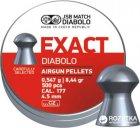 Свинцеві кулі JSB Diabolo Exact 0.547 г 500 шт. (14530515) - зображення 1