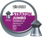 Свинцовые пули JSB Diabolo Jumbo Straton 1.03 г 250 шт (14530559) - изображение 1