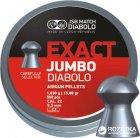 Свинцеві кулі JSB Diabolo Exact Jumbo 1.03 г 250 шт. (14530547) - зображення 1