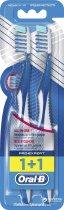 Набор зубных щеток Oral-B 1+1 Pro-Expert Все В Одном средней жесткости (3014260022051) - изображение 1