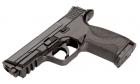 Пневматический пистолет KWC Smith & Wesson M&P40 KM48DHN Смит и Вессон газобаллонный CO2 120 м/с - изображение 3