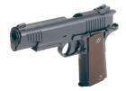 Пневматичний пістолет KWC Colt 1911 KM40DHN Кольт газобалонний CO2 129 м/с - зображення 3