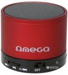 Акустическая система Omega Bluetooth OG47R Red - изображение 2