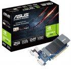 Asus PCI-Ex GeForce GT 710 2GB GDDR5 (32bit) (954/5012) (VGA, DVI, HDMI) (GT710-SL-2GD5-BRK) - изображение 4