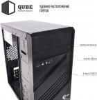Корпус QUBE QB05M Black (QB05M_MN4U1) - зображення 2