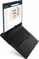 Ноутбук Lenovo Legion 5 17ARH05H (82GN002PRA) Phantom Black - изображение 3