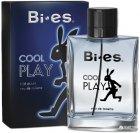 Туалетна вода для чоловіків Bi-es Cool Play Playboy - Malibu 100 мл (5905009043216) - зображення 1