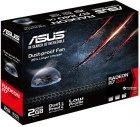 Asus PCI-Ex Radeon R7 240 2048MB GDDR5 (128bit) (780/4600) (DVI, HDMI, VGA) (R7240-2GD5-L) - изображение 5
