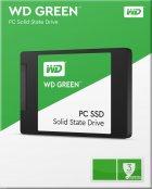 """Western Digital Green SSD 120GB 2.5"""" SATAIII TLC (WDS120G2G0A) - зображення 3"""